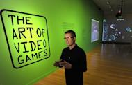 Video games have entered the realm of art with a major exhibition at the Smithsonian American Art Museum in Washington