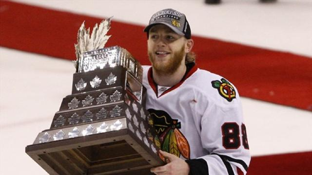 Ice Hockey - List of Conn Smythe Trophy winners