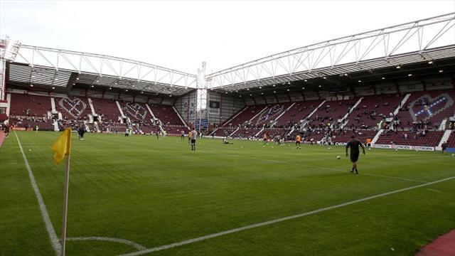 Scottish Football - Hearts halfway to ticket target