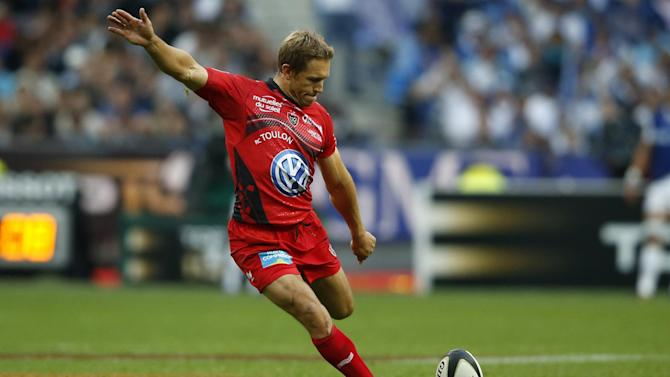 Top 14 - Wilkinson signs off in style with Toulon win