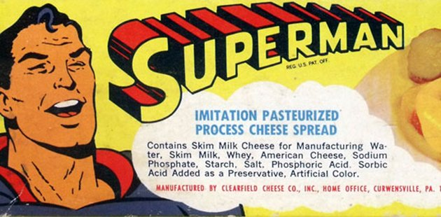 Supercheese?