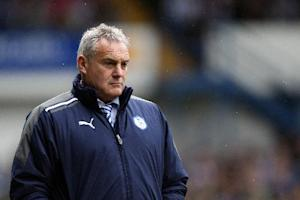 Dave Jones wants Wednesday fans to be patient with his players