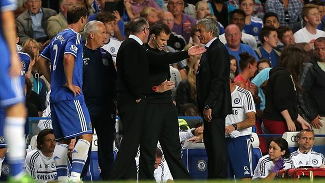 Premier League - Mourinho charged by FA