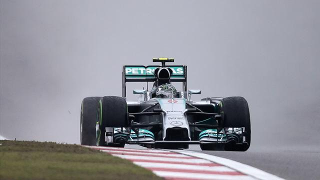 Formula 1 - Rosberg longing for a normal weekend to halt Hamilton charge