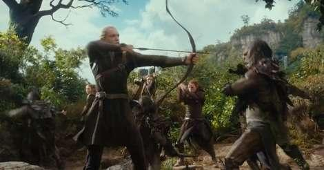 The Hobbit: New Zealand proves popular for German tourists.