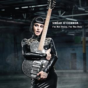 """This CD cover image released by Nettwerk Records shows """"I'm Not Bossy. I'm The Boss,"""" by Sinead O'Connor. (AP Photo/Nettwerk Records)"""