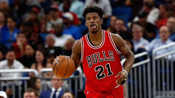 NBA scores 2017: Jimmy Butler picks up a triple double in 117-99 win over the Cavaliers