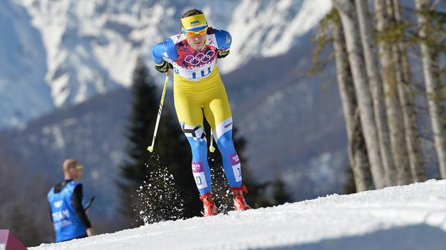 Cross-Country Skiing - Ukraine cross-country skier Lisogor fails dope test