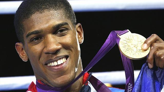Boxing - Joshua turns professional with Matchroom