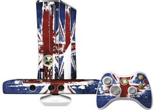 Union Jack Xbox 360 hitting Amazon