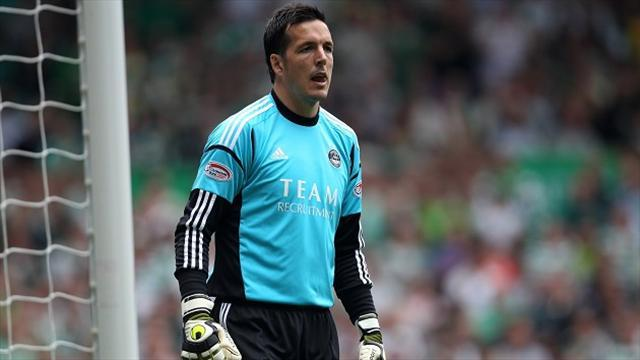 Scottish League Cup - Langfield returns for Dons