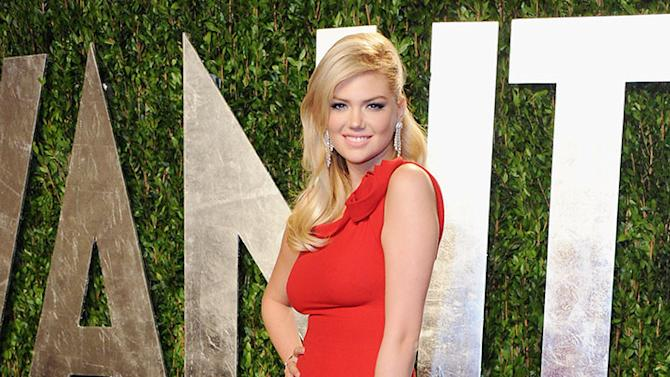 2012 Vanity Fair Oscar Party: Kate Upton