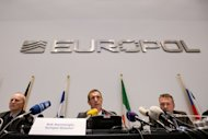 Europol on February 4, 2013 said that police had smashed a criminal network suspected of fixing 380 football matches, including in the Champions League and World Cup qualifiers