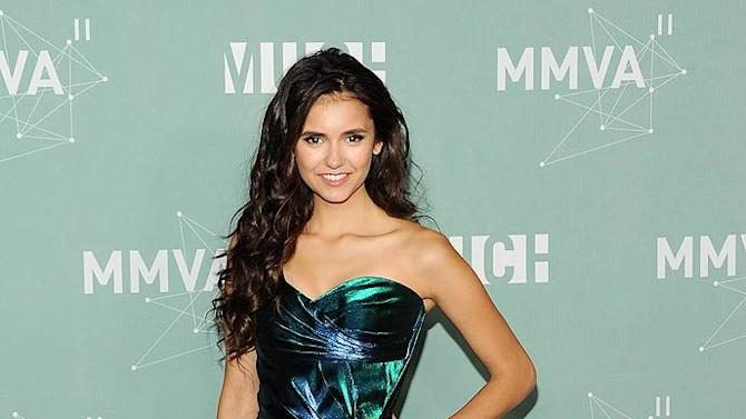 Nina Dobrev Much Music Awards