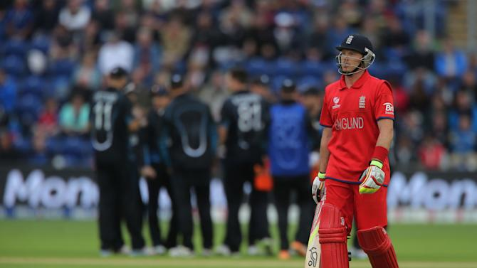 Cricket - ICC Champions Trophy - Group A - England v New Zealand - - SWALEC Stadium