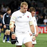 James Haskell is confident England can take a positive attitude away from their Tests against South Africa