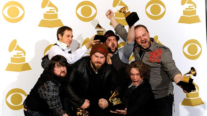 The 52nd Annual GRAMMY Awards - Press Room
