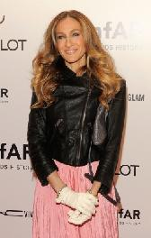 Sarah Jessica Parker attends the amfAR New York Gala To Kick Off Fall 2012 Fashion Week Presented By Hublot at Cipriani Wall Street in New York City on February 8, 2012 -- Getty Images