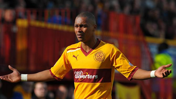 Chris Humphrey could miss Motherwell's midweek clash with Panathinaikos