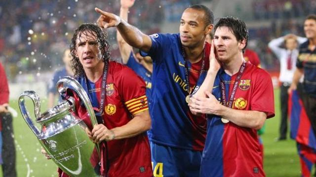 Concacaf Football - Henry: Puyol would be welcome addition to MLS