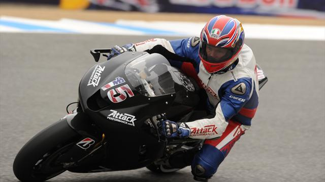 Motorcycling - Attack Performance returns for US races