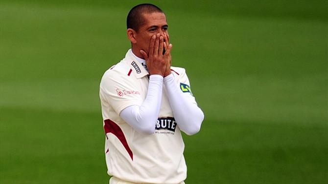 Cricket - Four in four for Thomas against Sussex
