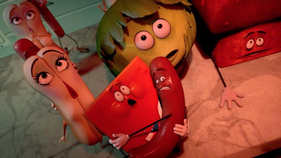 """Sausage Party"" Red Band Trailer"