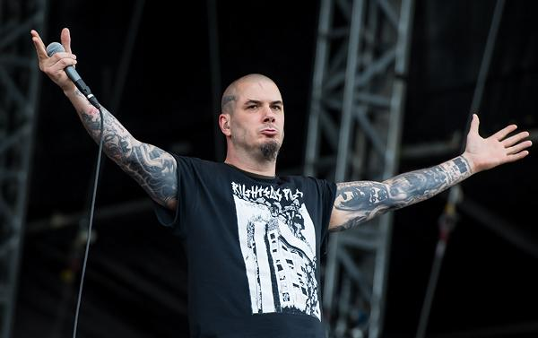 Q&A: Phil Anselmo on Solo Album, Autobiography and Horror Fest