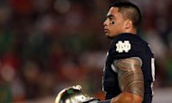 Manti Te'o Denies Role In Dead Girlfriend Hoax