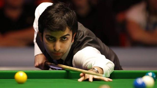 Snooker - Williams and Bingham lose to local heroes at Indian Open