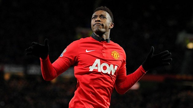 Danny Welbeck is a product of Manchester United's youth system