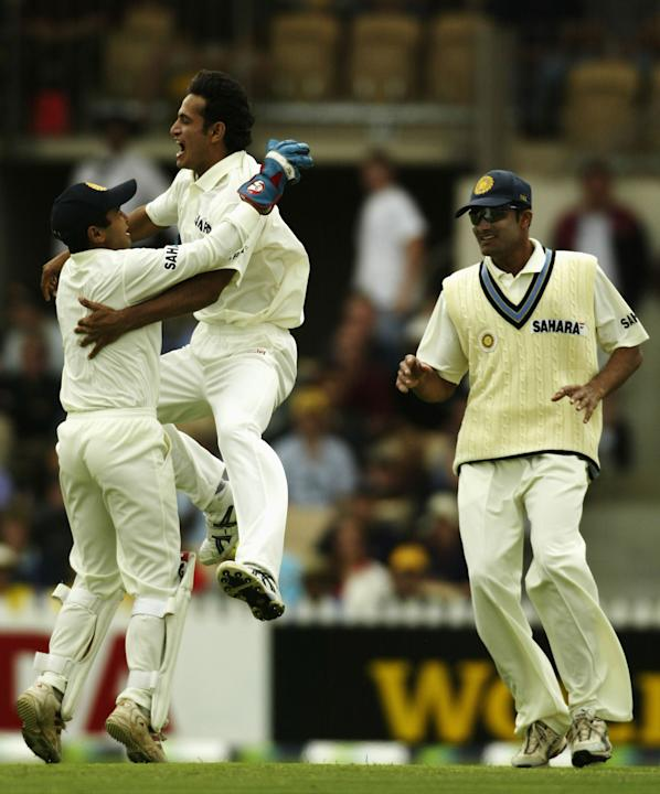 2nd Test Australia v India Day One