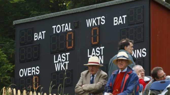 Cricket - LV= County Championship Division - Day One - Sussex v Surrey - Arundel Cricket Club