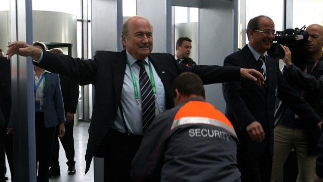 FIFA donates 48 confiscated Brazil World Cup luxury watches to charity