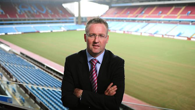 Paul Lambert hopes he can get his Aston Villa team to 'play to their strengths'