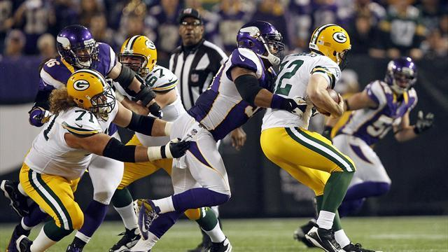 NFL  - Intense rematches kick off wild-card NFL playoffs