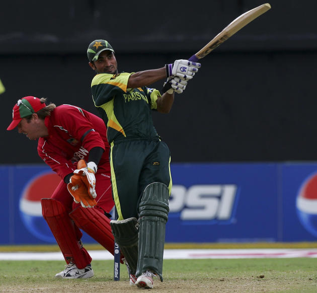 Group D, Pakistan v Zimbabwe - Cricket World Cup 2007