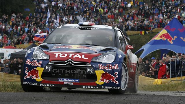 Loeb closes out victory in Germany