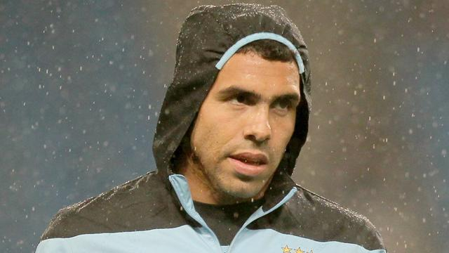 Premier League - Tevez pleads guilty to driving while disqualified