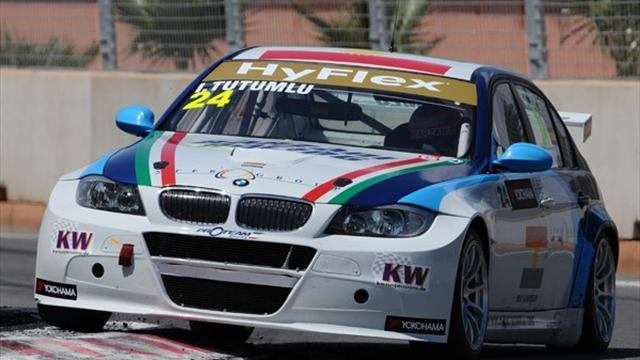 WTCC - Weight boost for BMW 320 TC in Shanghai