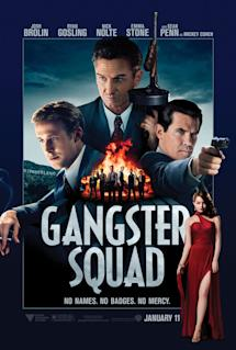 Poster of Gangster Squad