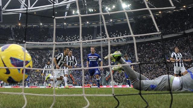 Serie A - Juventus kick off title defence at Sampdoria