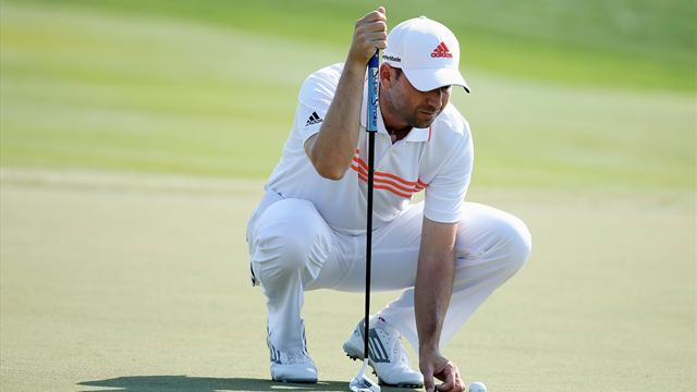 Golf - Garcia wins Qatar play-off to end Euro Tour drought