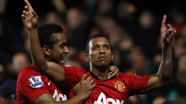 Premier League - Manchester United dealt Nani injury blow