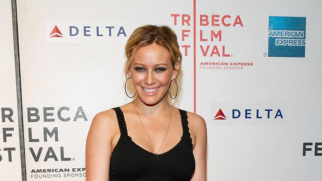 2009 Tribeca Film Festival Stay Cool Hilary Duff