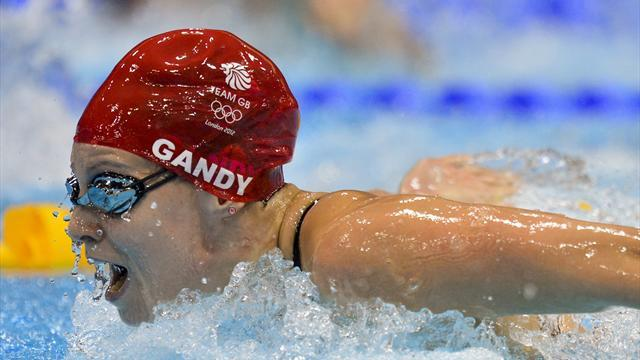 Swimming - Gandy to switch allegiance to Australia