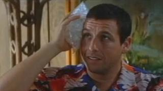 50 First Dates Scene: Egg Shaped Head