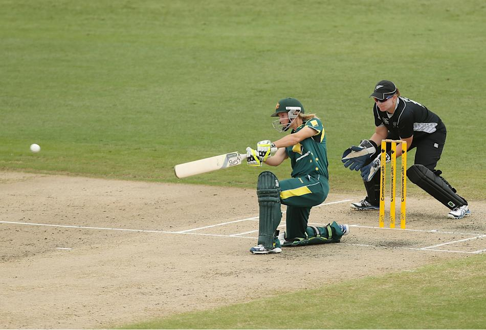 Australia v New Zealand - Women's ODI Match 4