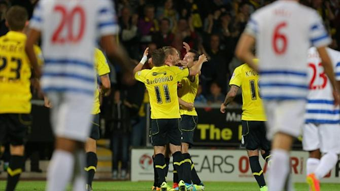 League Cup - QPR, Aston Villa shamed by lower league opposition