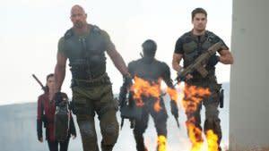 Box Office Report: 'G.I. Joe: Retaliation' Tops Thursday With 10.5 Milllion